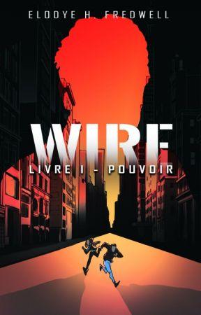 Couverture Wire Elodye H. Fredwell