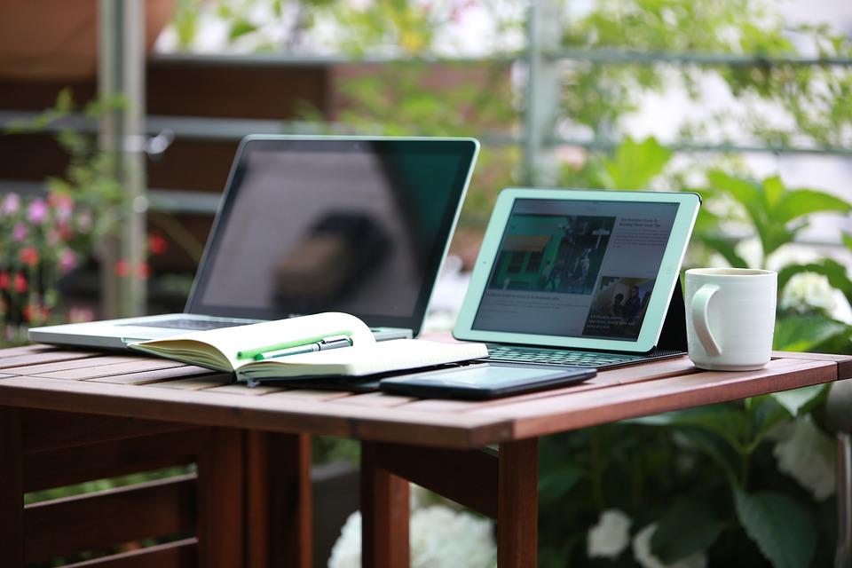 Travailler avec un rédacteur web