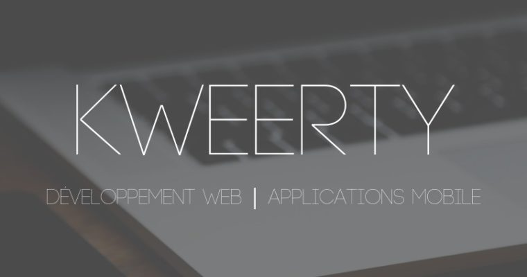 Kweerty : newsletter pour une agence digitale
