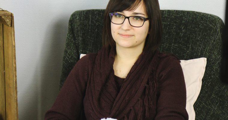 Rachel Pellin, développeuse web
