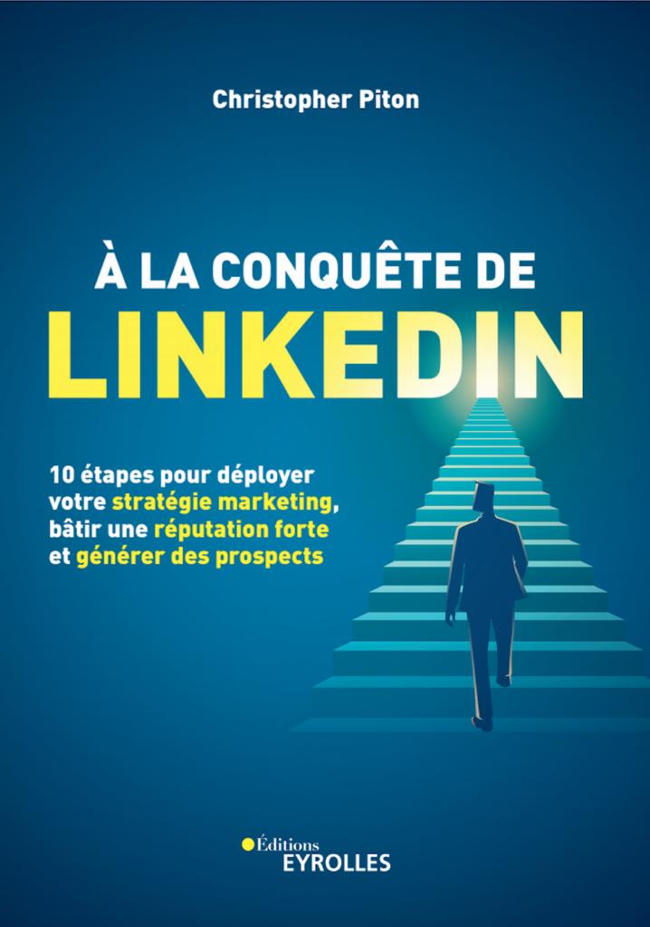 Christopher Piton livre LinkedIn