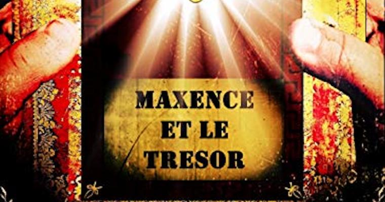 Maxence et le trésor : correction de roman